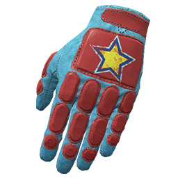 Skin: Contender Padded Gloves