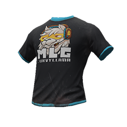 Skin: Curvyllama T-Shirt