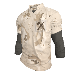 Desert Warfare Polo Shirt
