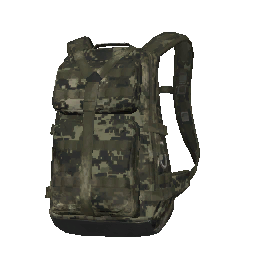 Digital Camo Military Backpack