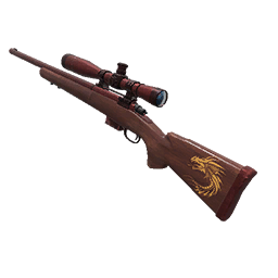 Skin: Dragon Lodge Hunting Rifle