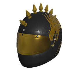 Skin: Dragon Motorcycle Helmet