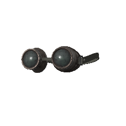 Skin: Dusty Steampunk Goggles