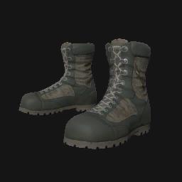 Eagle Crest Combat Boots