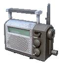 Emergency Crank Radio