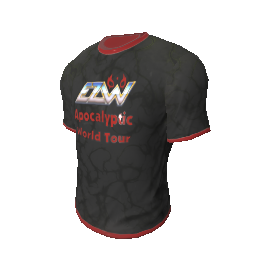 Skin: EZW World Tour T-Shirt