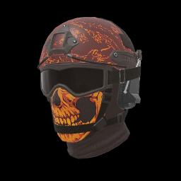 Firewalker Paramilitary Helmet