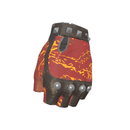 Firewalker Studded Gloves