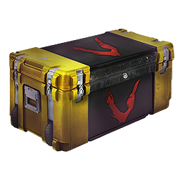 Flashback Crate - Black