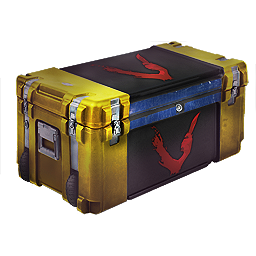 Flashback Crate - Blue