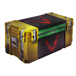 Flashback Crate - Green