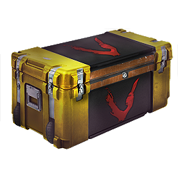 Flashback Crate - Orange