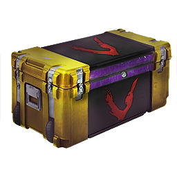 Flashback Crate - Purple