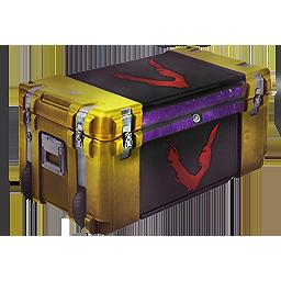 Flashback Crate - Purple