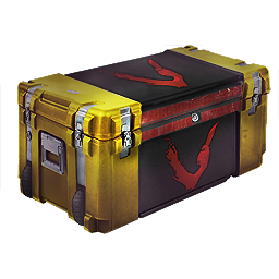 Flashback Crate - Red