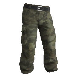 Forest Camo Cargo Pants