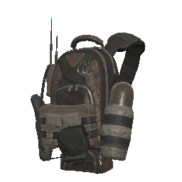 Fully-Geared Explorer Backpack