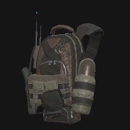 Fully-Geared Explorer Backpack