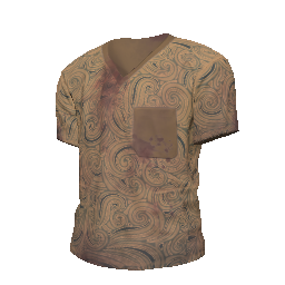 Funky Surgeon's Scrub Shirt