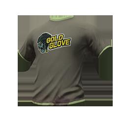 Skin: GoldGlove T-Shirt