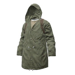 Skin: Green Army Parka
