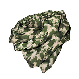 Skin: Green Digital Camo Shemagh