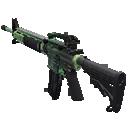 Skin: Green Dawn AR-15
