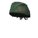 Green Scrubs Cap