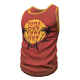 Skin: Guns Out Tanktop