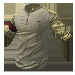 Skin: Henley Shirt