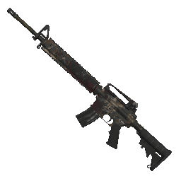 Jungle Merc AR-15