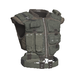 Jungle Merc Tactical Armor