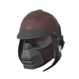 Skin: Kitsune Plated Full Helmet