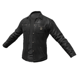 Skin: Leather Jacket