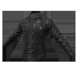Skin: Leather Jacket