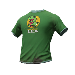 Skin: LegendaryLea T-Shirt