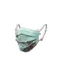 Light Aqua Surgeon Mask