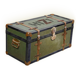 Locked Marauder Crate