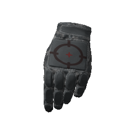 Marksman's Padded Gloves