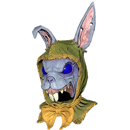 Skin: Mask of the Blue Bunny