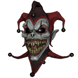 Skin: Mask of the Jester