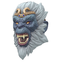 Mask of the Yeti