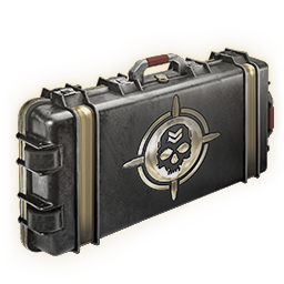 Locked Mercenary Crate