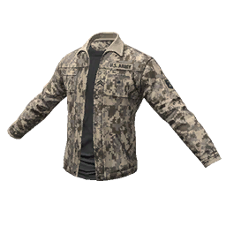 Skin: Digital Camo Jacket