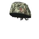 Skin: Military Scrubs Cap