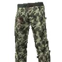 Skin: Military Scrubs Pants