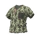 Skin: Military Scrubs Shirt