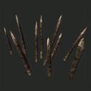 Punji Sticks