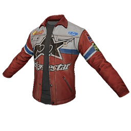 Skin: Racing Jacket