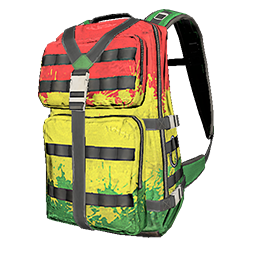 Skin: Rasta Backpack